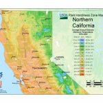Plant Hardiness For Northern California | Permaculture Design Tips   Plant Zone Map California