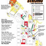 Pocatello Campus Maps | Idaho State University   Boise State University Printable Campus Map