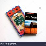 Pocket Road Atlas For The United States, Canada, And Mexico   Mapquest Texas Map