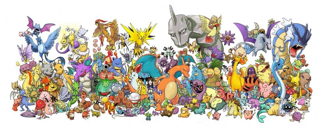 Pokémon Go Is A Go — Everything You Need To Know - Void Magazine - Florida Pokemon Go Map