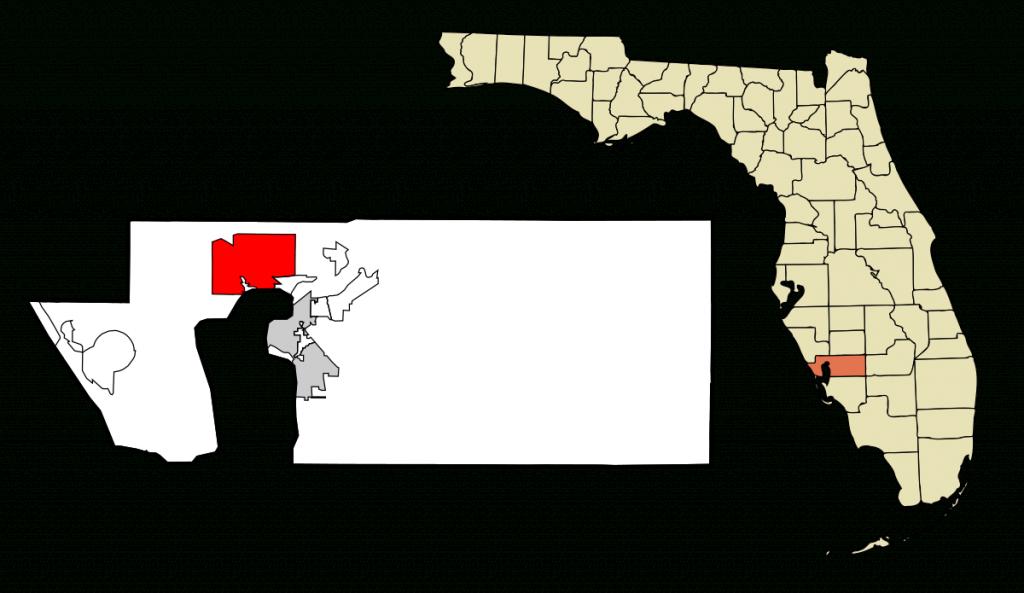 Port Charlotte, Florida - Wikipedia - Where Is Port Charlotte Florida On A Map