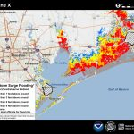 Potential Storm Surge Flooding Map   Flood Maps West Palm Beach Florida