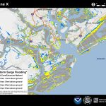 Potential Storm Surge Flooding Map - North Port Florida Flood Zone Map
