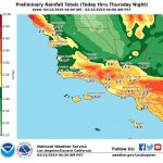 Powerful Storm To Hit Southern California With Wind, Rain And Mud   Real Time Wind Map California