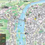 Prague Center Map   Map Of Prague City Centre In English (Bohemia   Printable Map Of Prague City Centre