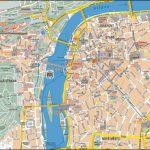 Prague City Center Map   Printable Map Of Prague City Centre