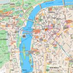 Prague Maps   Top Tourist Attractions   Free, Printable City Street Map   Printable Map Of Prague City Centre
