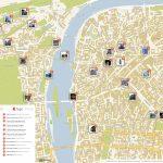 Prague Printable Tourist Map | Sygic Travel   Printable Map Of Prague City Centre