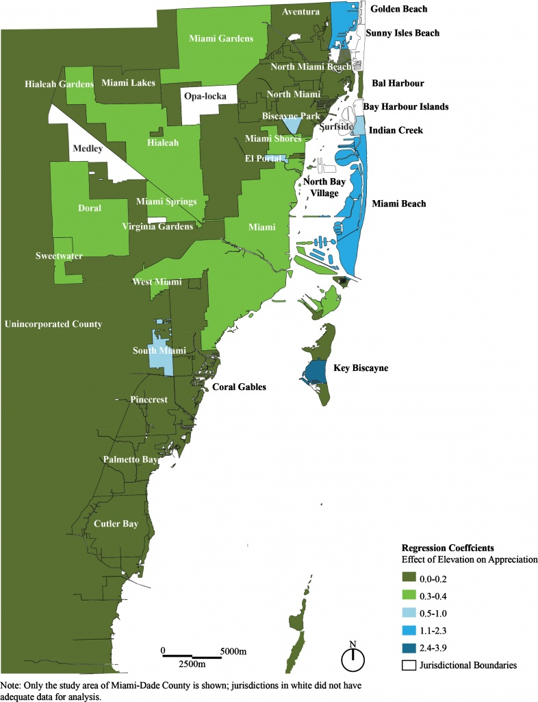 Prices Of Houses At Higher Elevation In Florida Are Rising Faster - Florida Land Elevation Map