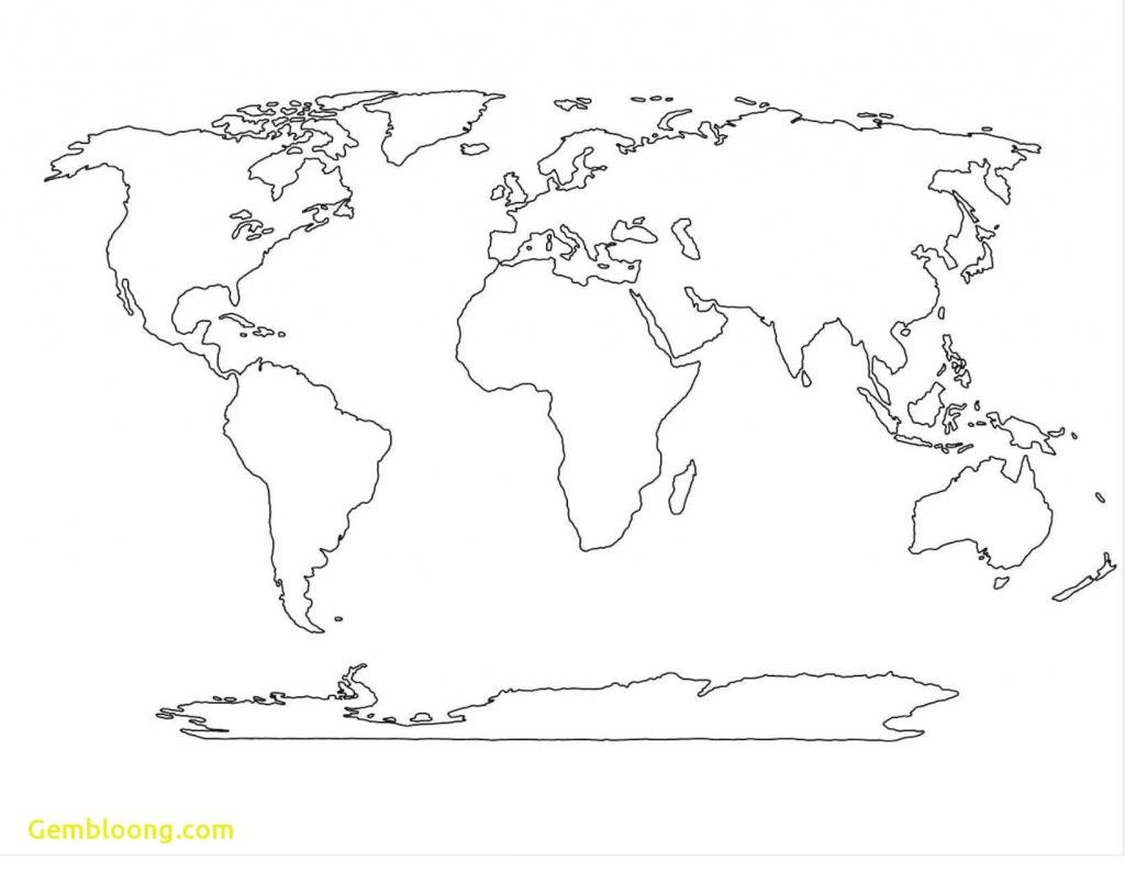 Printable Blank Africa Map New World Pdf Full Resolution Of 20 - Blank World Map Printable Pdf