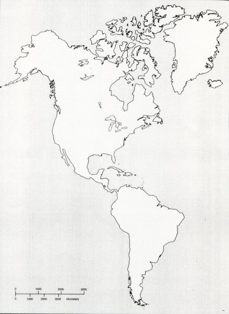 Printable Blank Map Of Western Hemisphere Diagram With X | Ap World - Hemisphere Maps Printable