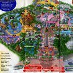 Printable Disneyland Map 2015 | Family | Disneyland Map, Disneyland   Printable Disneyland Map 2015