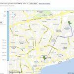 Printable Driving Maps – Hepsimaharet – Printable Driving Directions Google Maps