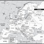 Printable Map Asia With Countries And Capitals Noavg Outline Of - Printable Map Of Europe With Countries