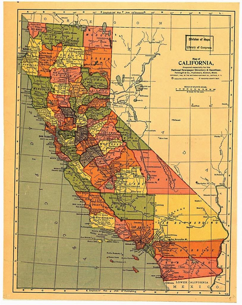 Printable Map Of California For Kids California State Map With - Printable Map Of California For Kids