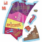 Printable Map Of Canada Puzzle | Play | Cbc Parents   Canada Map Puzzle Printable