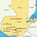 Printable Map Of Guatemala | D1Softball   Printable Map Of Guatemala
