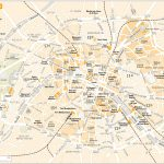 Printable Map Of Paris France   D1Softball - Printable Map Of Paris France