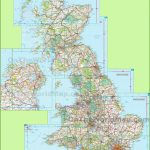Printable Map Of Scotland With Cities And Travel Information   Printable Map Of Scotland With Cities