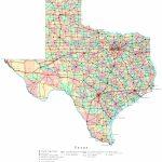 Printable Map Of Texas   Useful Info   Printable Maps, Texas State - Printable Texas Road Map