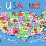 Printable Map Of Usa For Kids | Its's A Jungle In Here!: July 2012   Printable Maps For Kids