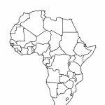 Printable Maps Of Africa - Maplewebandpc - Printable Map Of Africa