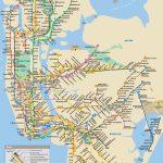 Printable New York Subway Map ~ Afp Cv   Printable New York Subway Map