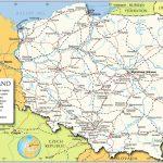 Printable Poland Maps,map Collection Of Poland,poland Map With   Printable Map Of Poland