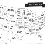 Printable State Maps | D1Softball   Printable State Maps