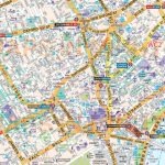 Printable Street Map Of Central London Within   Capitalsource   Printable Street Maps