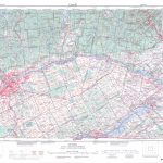 Printable Topographic Map Of Ottawa 031G, On   Printable Topo Maps