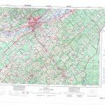 Printable Topographic Map Of Quebec 021L, Qc   Printable Topo Maps