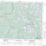 Printable Topographic Map Of Seymour Arm 082M, Bc   Free Printable Topo Maps Online