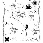 Printable Treasure Map Kids Activity | Pirate Treasure | Pirate Maps - Printable Scavenger Hunt Map