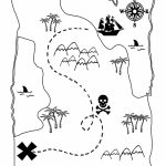 Printable Treasure Map Kids Activity | Printables | Pirate Maps   Printable Maps For Kids