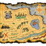 Printable Treasure Maps For Kids | Kidding Around | Treasure Maps - Printable Scavenger Hunt Map