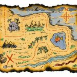 Printable Treasure Maps For Kids   Printable Maps For Kids