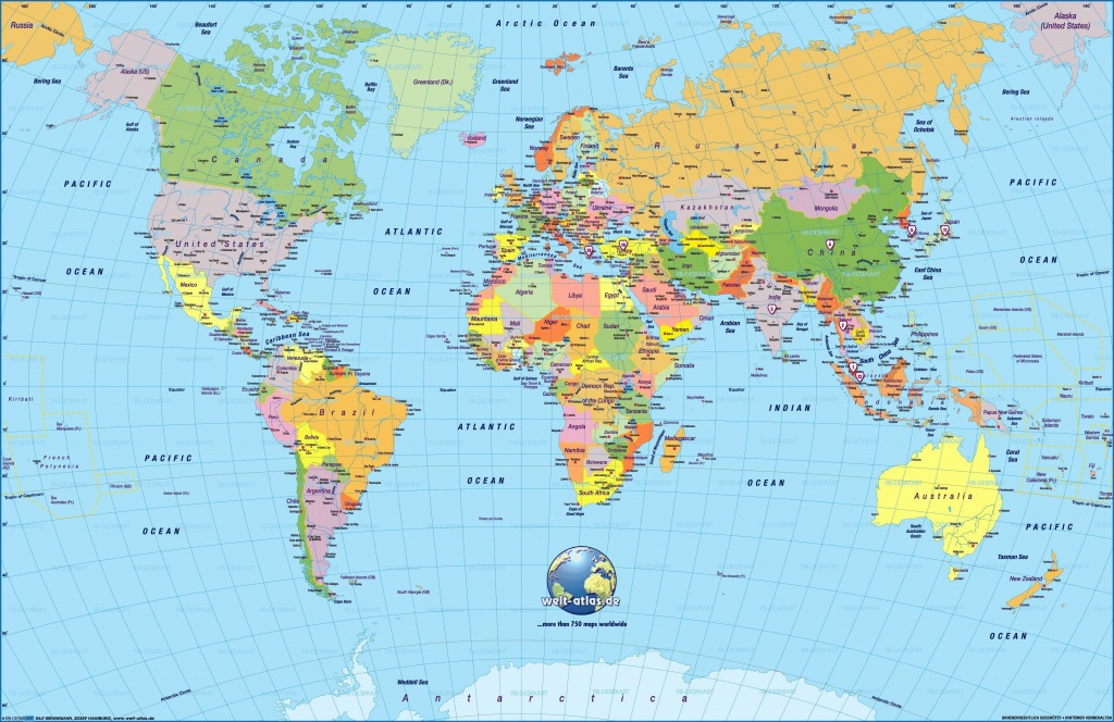 Printable World Map Large   Sksinternational - Large Printable Maps