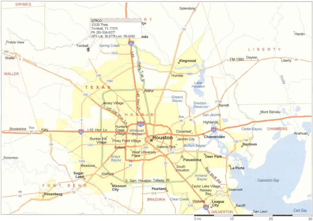 Printable Zip Code Map Of Houston Tx Printable Zip Code Map Of - Printable Map Of Houston