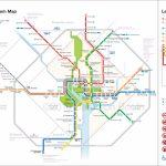 Project: Washington Dc Metro Diagram Redesign – Cameron Booth   Printable Dc Metro Map