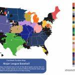 Proof That The Texas Rangers Own Texas - D Magazine - Texas Rangers Map