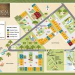 Property Map   Tropical Beach Resorts, Siesta Key Fl   Map Of Hotels In Siesta Key Florida