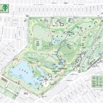 Prospect Park Map   Prospect Park Brooklyn New York • Mappery   Prospect Park Map Printable