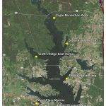 Public Boat Ramps On Lake Conroe   San Jacinto River Authority   Map Of Lake Conroe Texas