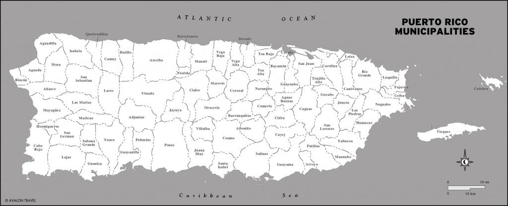 Puerto Rico | Education | Puerto Rico Map, Puerto Rico, Map - Printable Map Of Puerto Rico For Kids