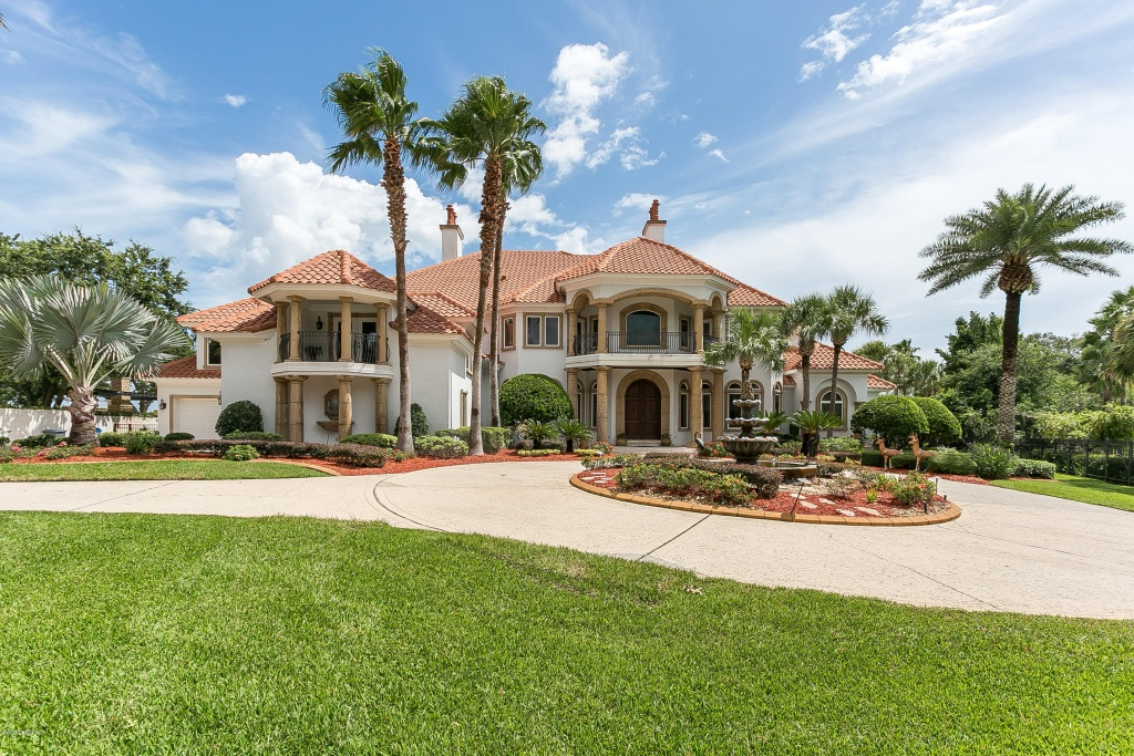 Queens Harbour Homes For Sale | Jacksonville Real Estate - Map Of Homes For Sale In Florida
