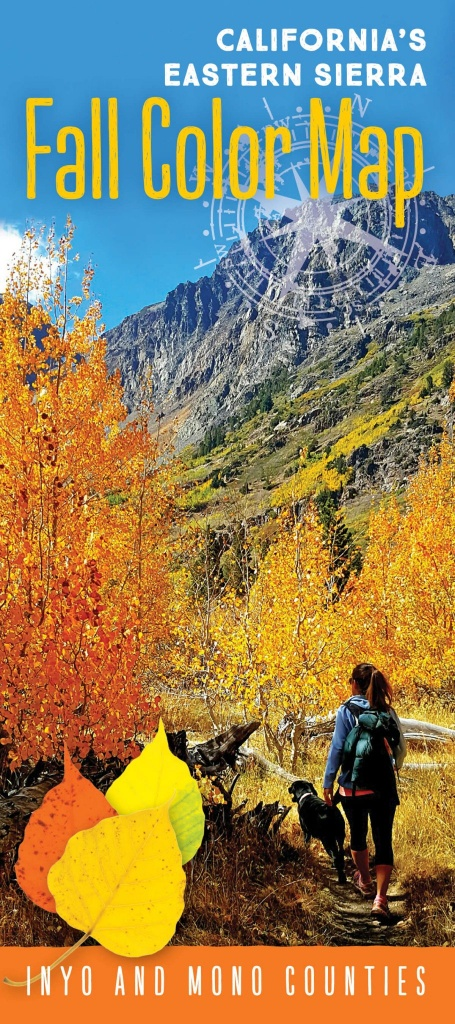 Quick Fall Facts When And How To Get Here - California Fall Color Map