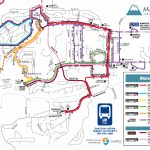 Red Line – Eastern Sierra Transit Authority - Mammoth California Map