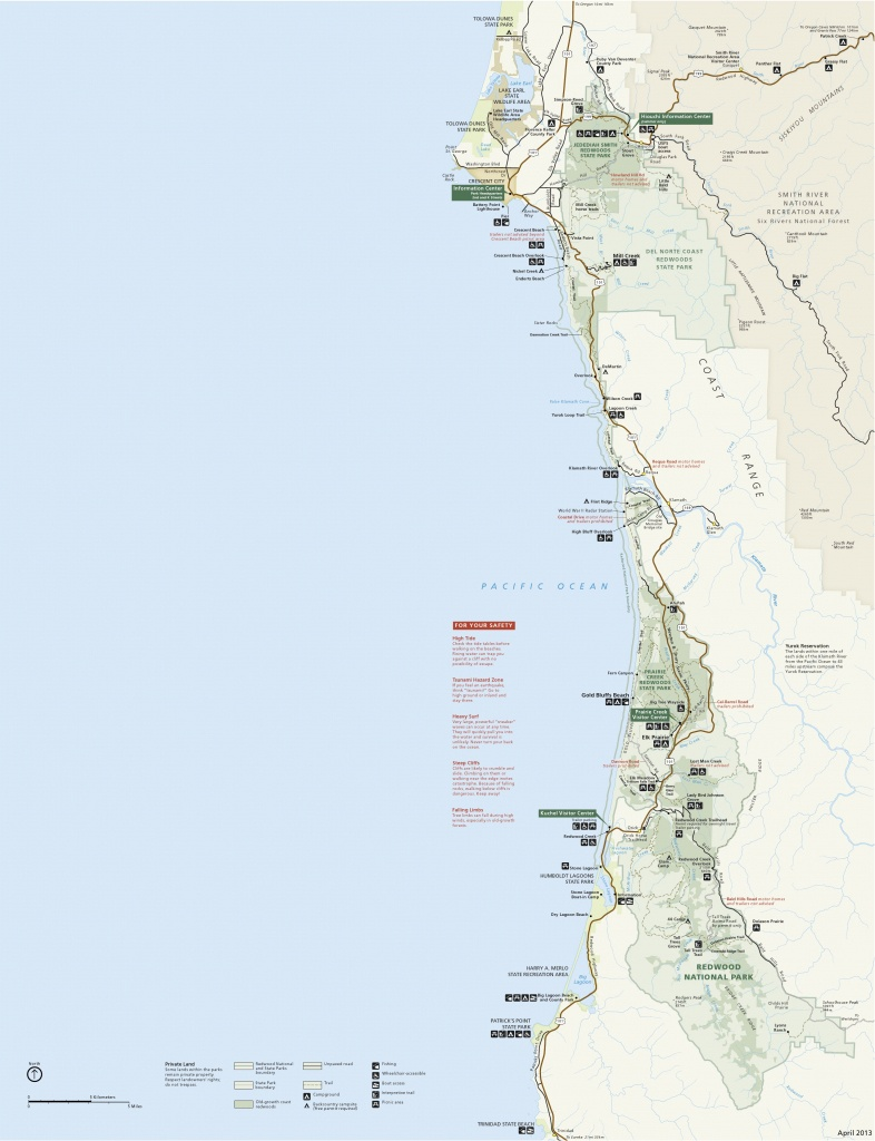 Redwood Maps | Npmaps - Just Free Maps, Period. - Redwood Forest California Map