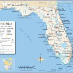 Reference Maps Of Florida, Usa   Nations Online Project   Map Of Florida Keys With Cities
